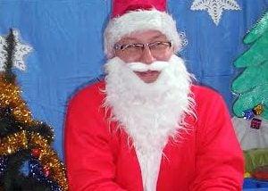 Mikołaj z prezentami (17.12.2014)