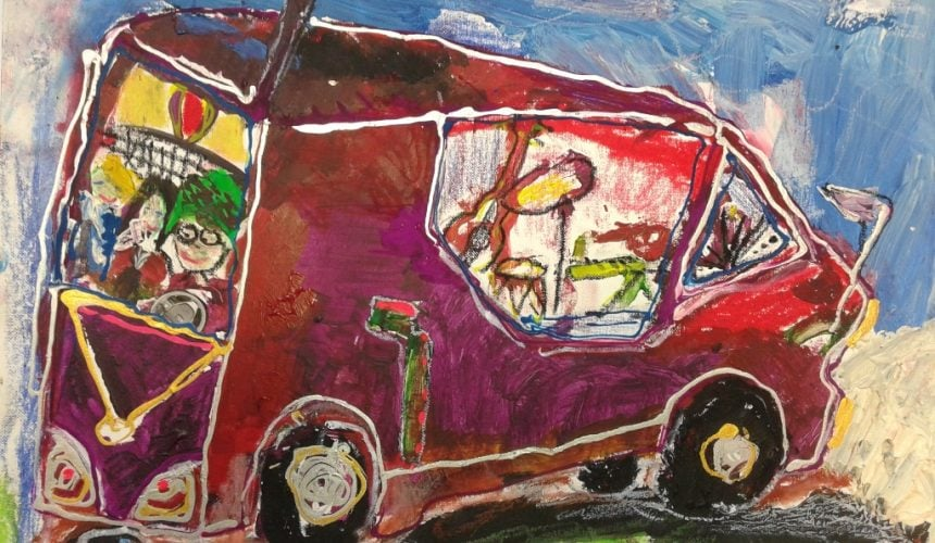 Konkurs Toyota Dream Car Art Contest – V edycja (29.05.2015)