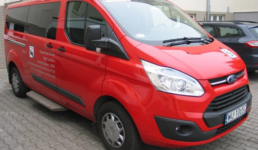 Nasz nowy samochód (2014)