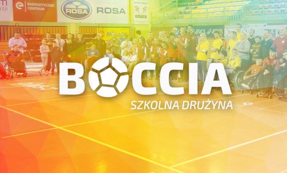 Szkolna drużyna Boccia