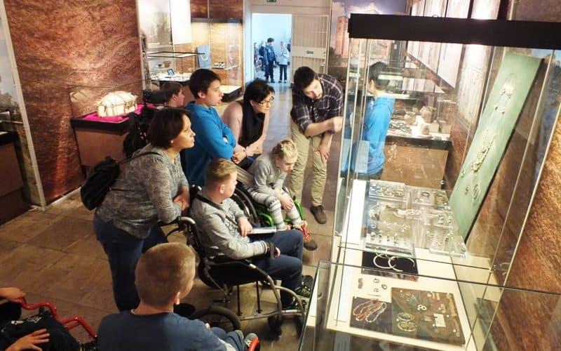 Wizyta w Muzeum Archeologicznym