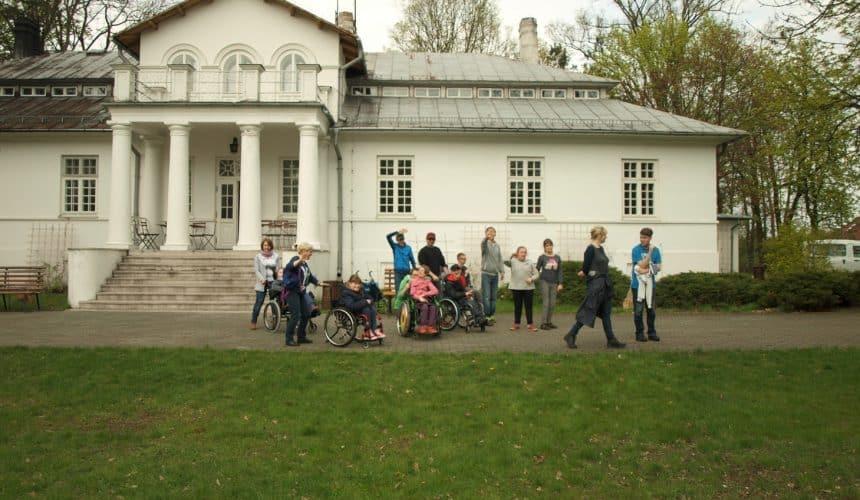 Zielona Szkoła w Łucznicy koło Pilawy 4-6 Maja 2017