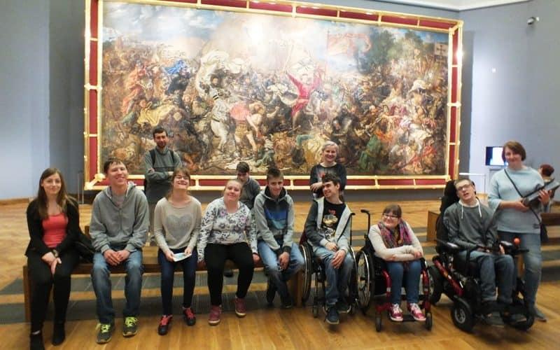 Lekcja o Janie Matejce w Muzeum Narodowym
