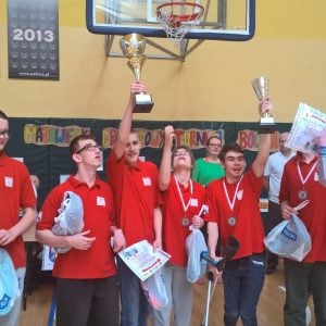 IV Mazowiecki Drużynowy Turniej Boccia pod honorowym patronatem Mazowieckiego Kuratora Oświaty. 8 Maja 2017