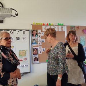 Wizyta gości z Finlandii