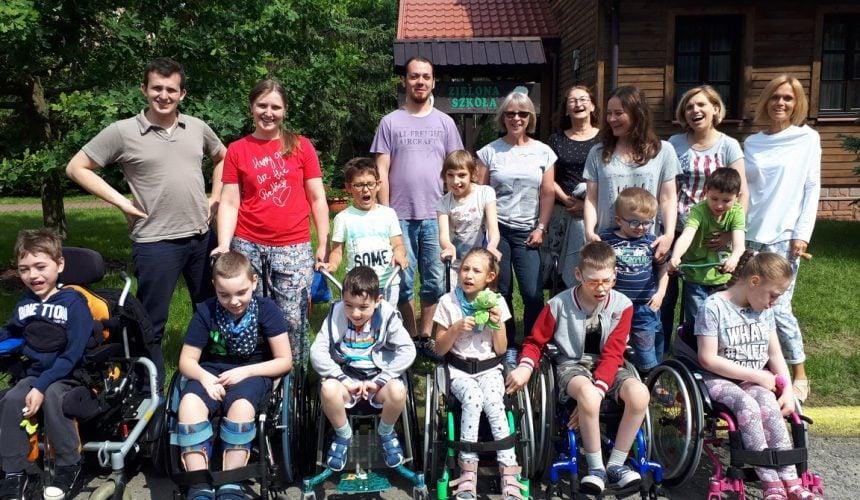 Zielona Szkoła w Jedlnii