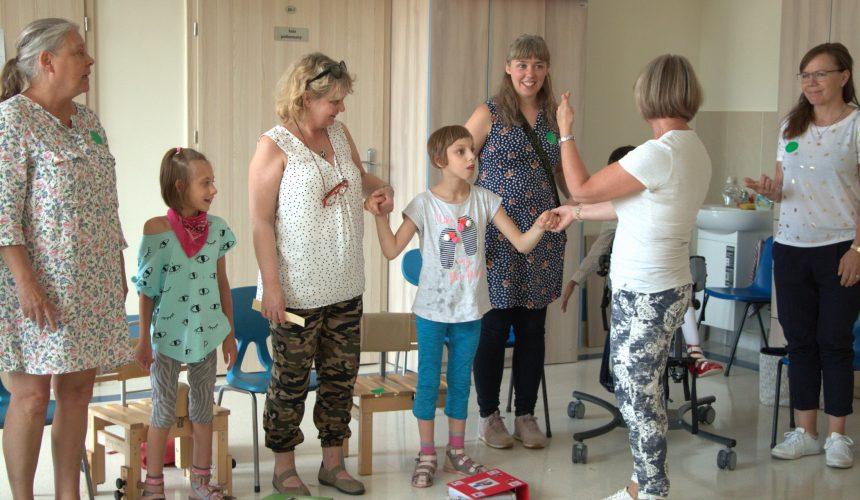 Wizyta nauczycieli z Reykjaviku w naszej szkole