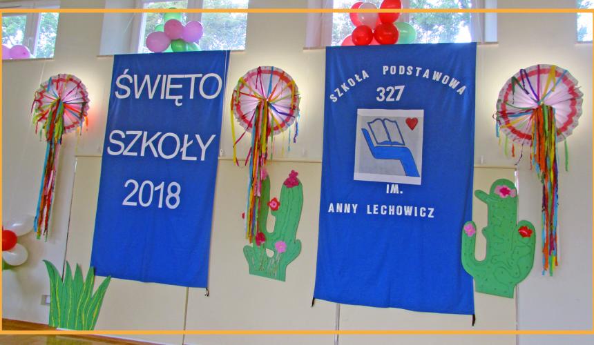 Święto Szkoły (26 maja 2018)