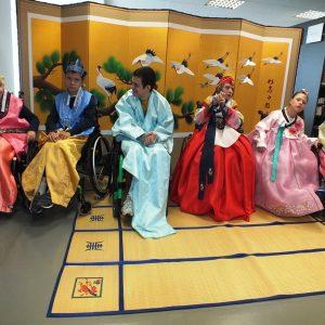 Wizyta w Centrum Kultury Koreańskiej