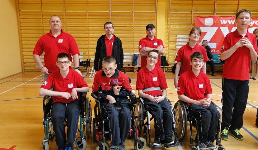 II Mazowiecki Turniej Boccia w Wołominie (12.05.2015)