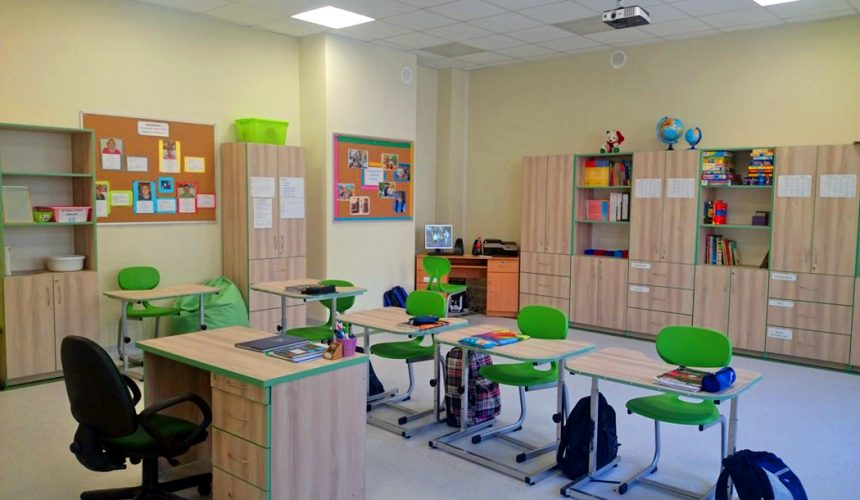 Nasza nowa szkoła po kapitalnym remoncie