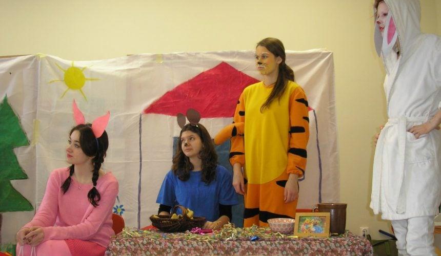 Klauni – Nasi przyjaciele, Fundacja dr Clown (11,12.2014)