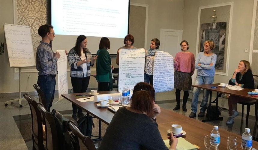 Pilotaż modelu Wczesnej Interwencji – Wczesnego Wspomagania Rozwoju skoncentrowanego na rodzinie w międzynarodowym projekcie Agora